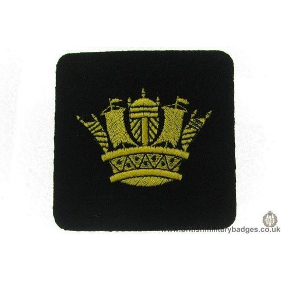 R1A/20 - Merchant Navy Blazer Badge