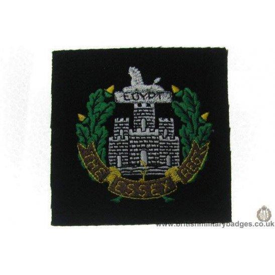 R1A/21 - The Essex Regiment Blazer Badge