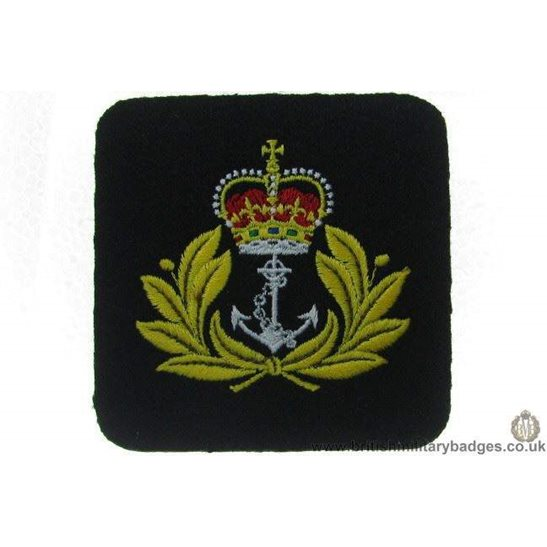R1A/27 - Royal Navy Blazer Badge
