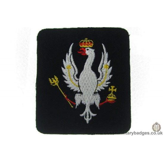 R1A/32 - 14th / 20th Hussars Regiment Blazer Badge