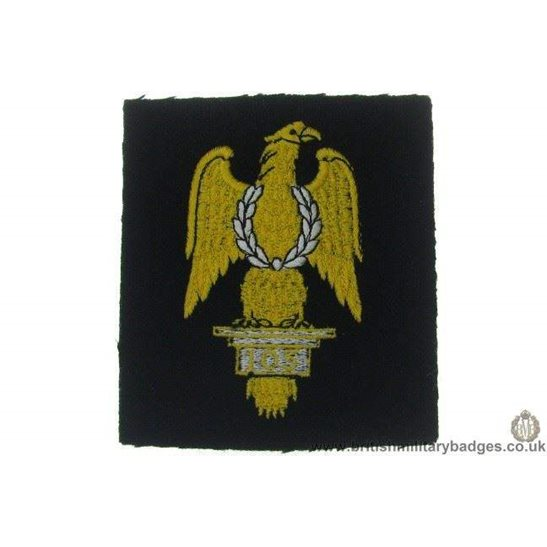 R1A/34 - 1st Royal Dragoons Regiment Blazer Badge