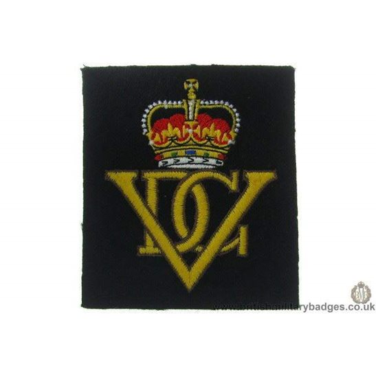 R1A/37 - 5th Inniskilling Dragoon Guards Regiment Blazer Badge