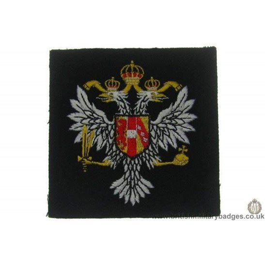 R1A/57 - 3rd Carabiniers Regiment Blazer Badge