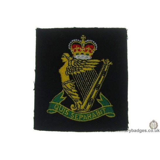 R1A/68 - Royal Irish Rifles Regiment Blazer Badge