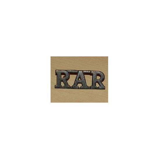 DD09/063 - Royal Australian Regiment Shoulder Title