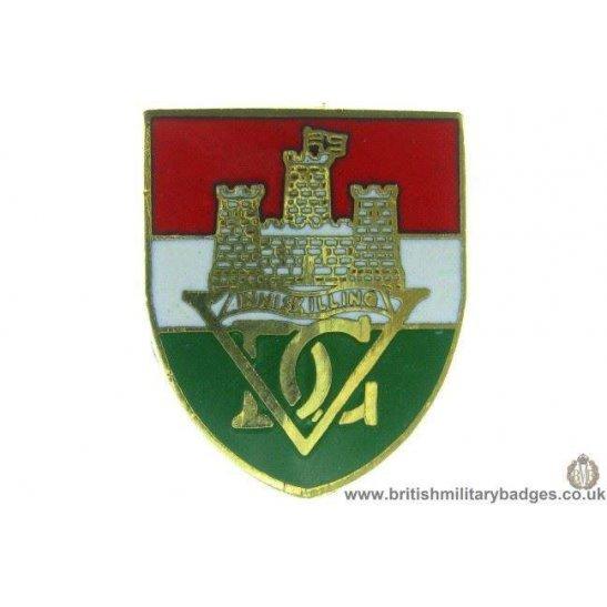 S1A/04 - 5th Inniskilling Dragoon Guards Regiment Lapel Badge
