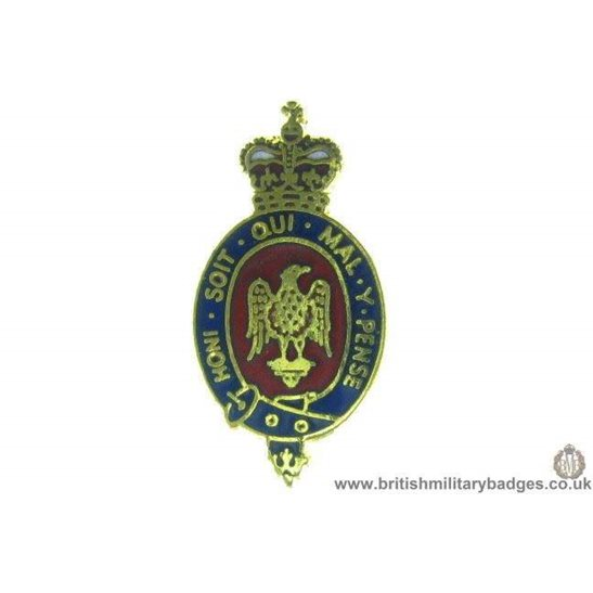 S1A/05 - Household Cavalry Regiment Lapel Badge