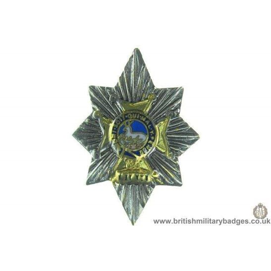 S1A/06 Worcestershire & Sherwood Forresters Regiment Lapel Badge