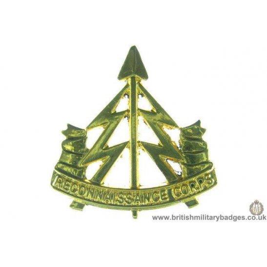 S1A/18 - Reconnaissance Corps Regiment Lapel Badge