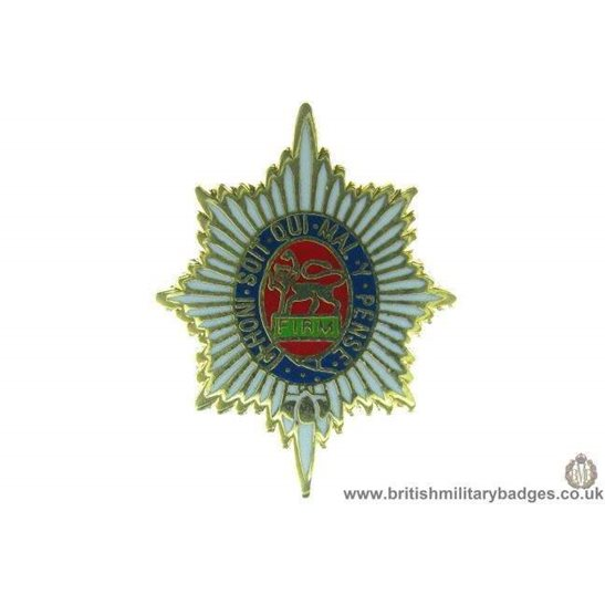 S1A/22 - The Worcestershire Regiment Lapel Badge