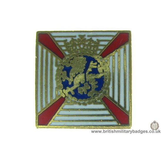 S1A/24 - The Duke of Edinburghs Royal Regiment Lapel Badge