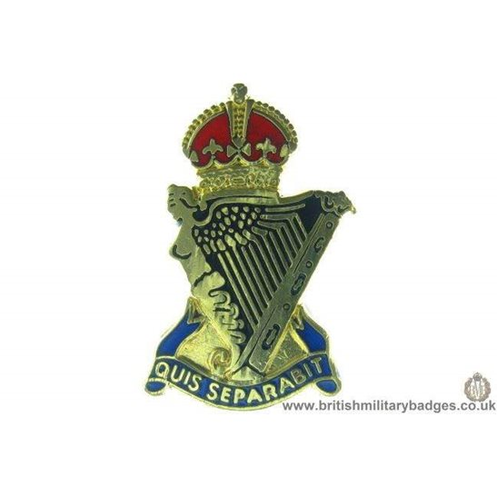 S1A/27 - Royal Irish Rifles Regiment Lapel Badge