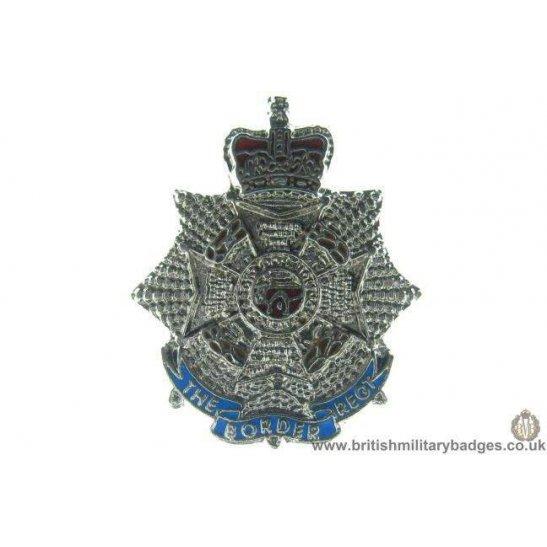S1A/29 - The Border Regiment Lapel Badge