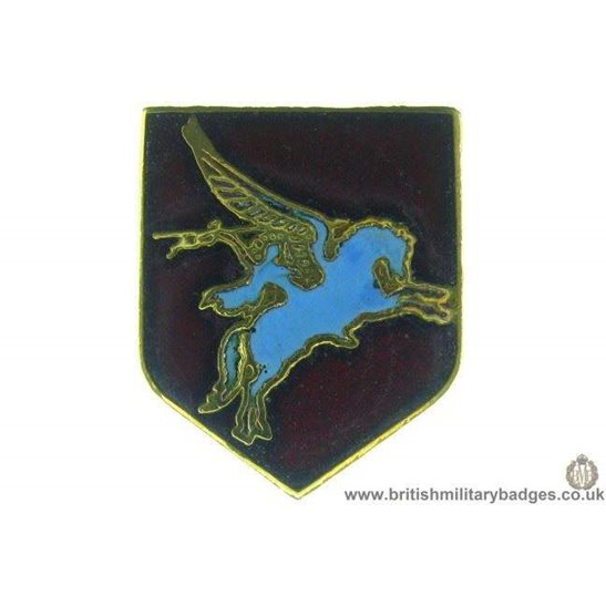 "S1A/53 - The Parachute ""Paras"" Regiment Pegasus Lapel Badge"