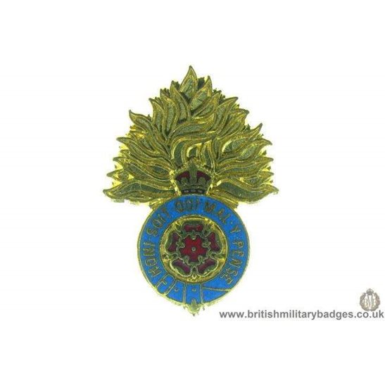 S1A/63 - Royal London Fusiliers Regiment Lapel Badge