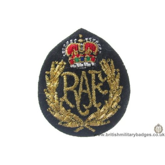 R1B/01 - Royal Air Force Blazer Badge