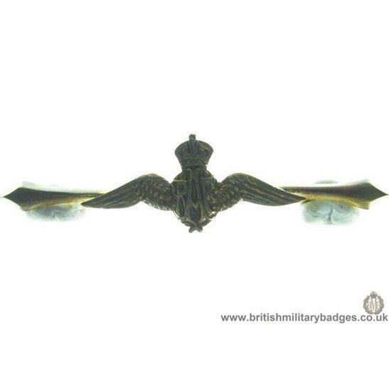 H1A/38: Royal Air Force RAF Sweetheart Brooch