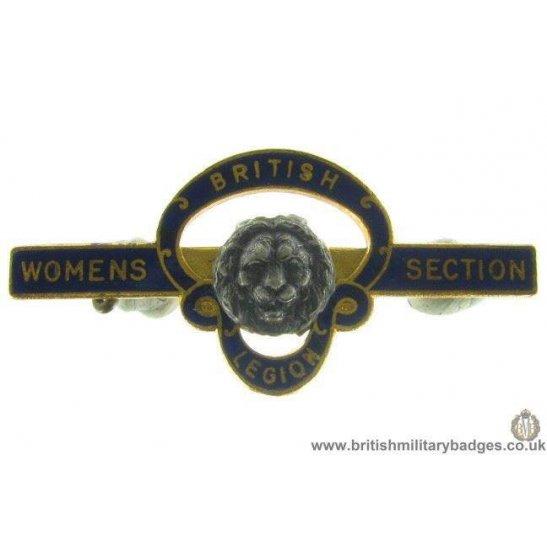 J1A/25: Royal British Legion Women's Section Pin Badge
