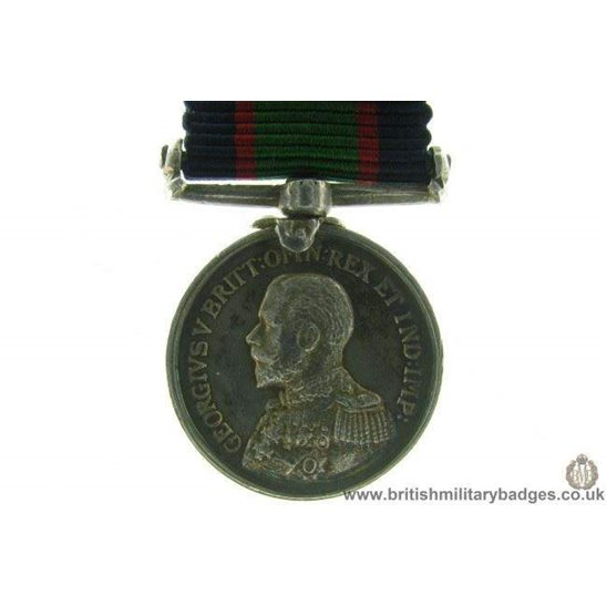 N1A/94 - Royal Navy Volunteer Reserve Naval LSGC Miniature Medal