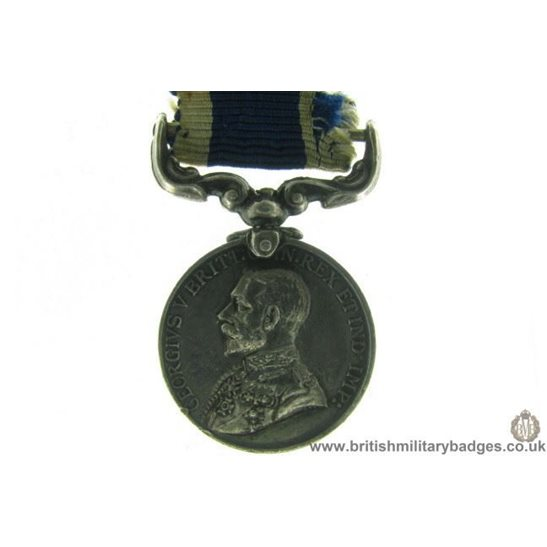 N1A/96 - George V For Meritorious Service Miniature Medal