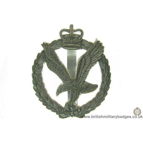 F1A/28 - Army Air Corps AAC Staybrite Cap Badge