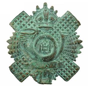 view Relic & Dug Cap Badges etc. products