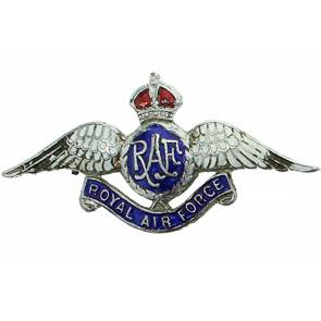 view RAF & RFC Brooches products