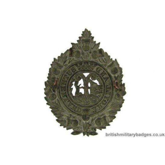 additional image for Argyll & Sutherland Highlanders Regiment Cap Badge