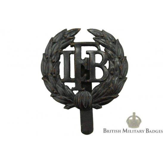 1930s London Fire Brigade LFB Service Cap Badge