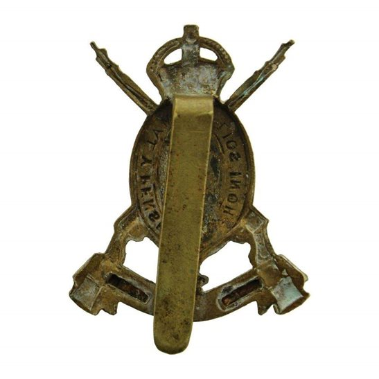 additional image for WW1 6th Dragoon Guards (Carabiniers) Regiment Cap Badge