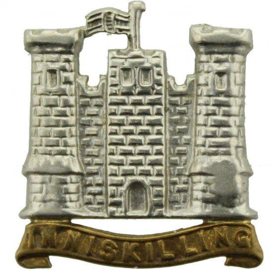 5th Dragoon Guards 5th Royal Inniskilling Dragoon Guards Irish Regiment Collar Badge