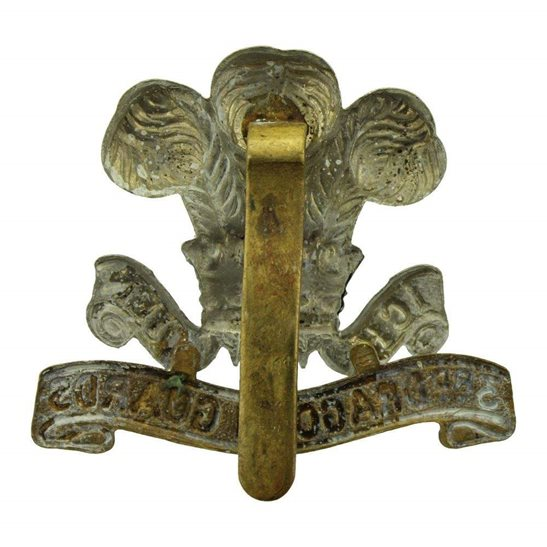 additional image for WW1 3rd Dragoon Guards Regiment Cap Badge