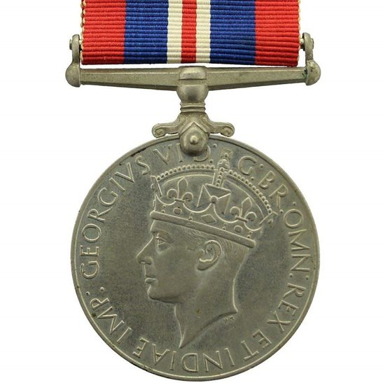 WW2 1939-1945 War Medal - FULL SIZE