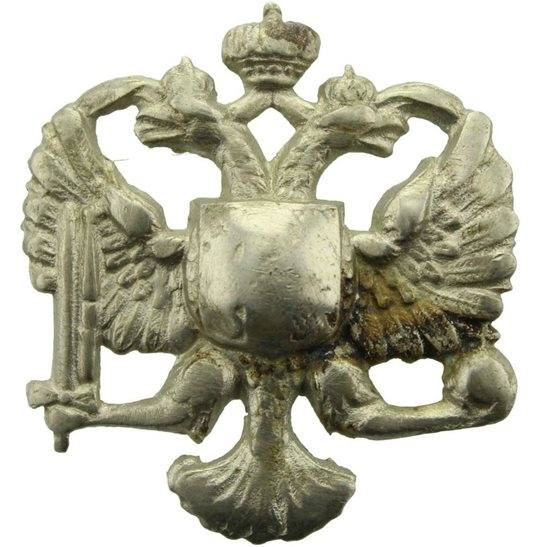 1st Kings Dragoon Guards 1st Kings Dragoon Guards Regiment KDG (King's) Cap Badge - 2ND PATTERN