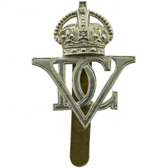 5th Dragoon Guards WW2 5th Royal Inniskilling Dragoon Guards Regiment Irish Cap Badge