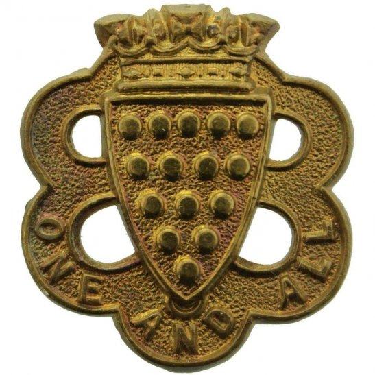 Duke of Cornwalls Light Infantry DCLI Duke of Cornwalls Light Infantry Regiment (DCLI) Cornwall's Collar Badge
