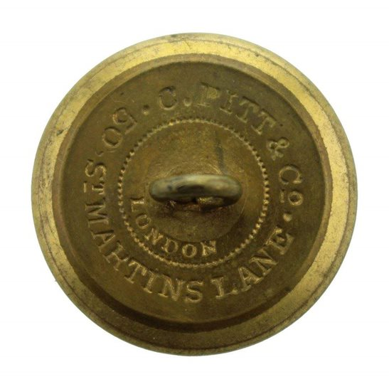 additional image for VICTORIAN 5th Regiment of Foot (Northumberland Fusiliers) Tunic Button - 26mm