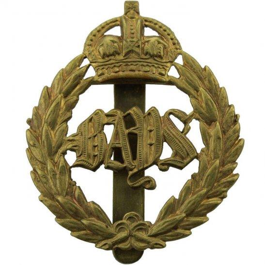 2nd Dragoon Guards 2nd Dragoon Guards (Queens Bays) Regiment Cap Badge