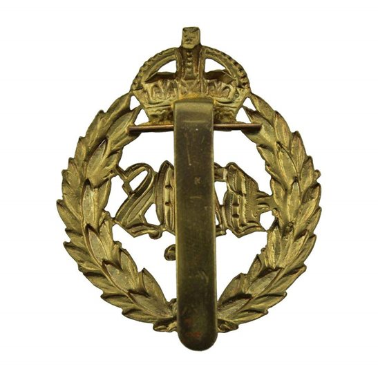 additional image for 2nd Dragoon Guards (Queens Bays) Regiment Cap Badge