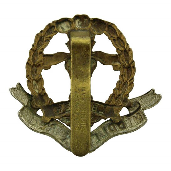 additional image for Middlesex Regiment Cap Badge - BUTTONS LTD BIRMINGHAM