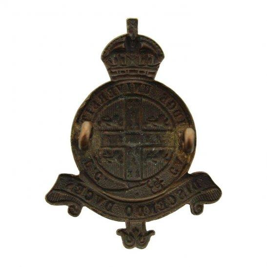 additional image for Cambridge University Officers Training Corps College OTC Cap Badge
