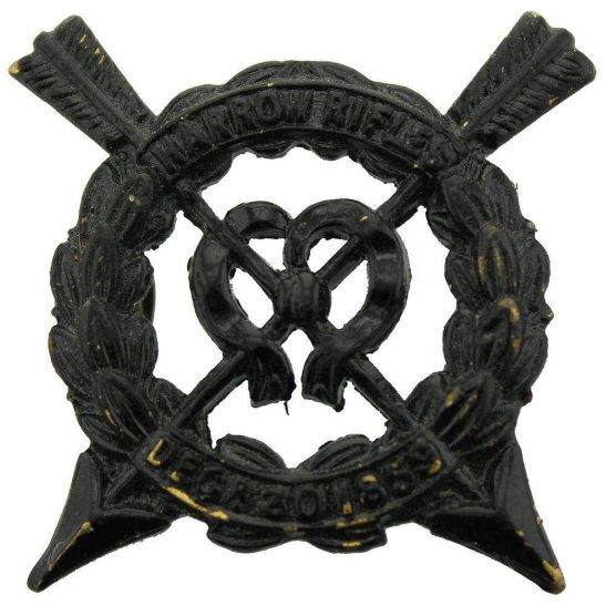 Officer Training Corps OTC Harrow Rifles Officers Training Corps School College OTC Cap Badge