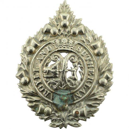 Argyll and Sutherland Highlanders Argyll and Sutherland Highlanders Regiment Cap Badge