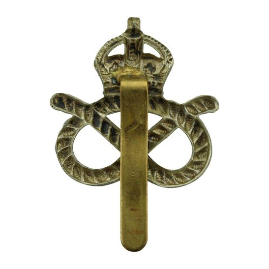 additional image for Staffordshire Yeomanry Regiment Cap Badge