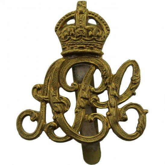 Army Pay Corps APC WW1 Army Pay Corps APC Cap Badge