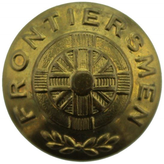 Legion of Frontiersmen Legion of Frontiersmen Imperial Paramilitary Force Regiment Tunic Button - 26mm