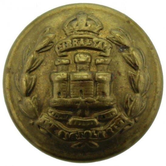 Suffolk Regiment Suffolk Regiment SMALL Tunic Button - 19mm