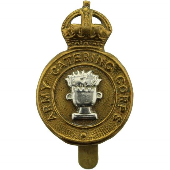 Army Catering Corps ACC Army Catering Corps ACC Cap Badge