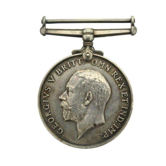 Army Service Corps ASC WW1 Army Service Corps ASC British War Medal - DM2-209624 PTE. A. BOWCOTT.
