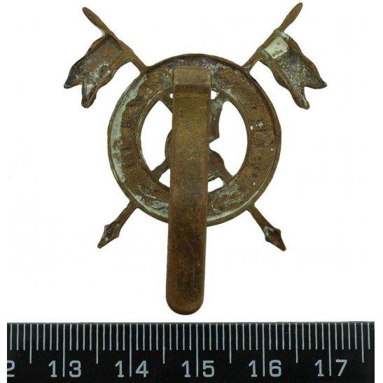 additional image for WW1 5th Royal Irish Lancers Regiment Cap Badge